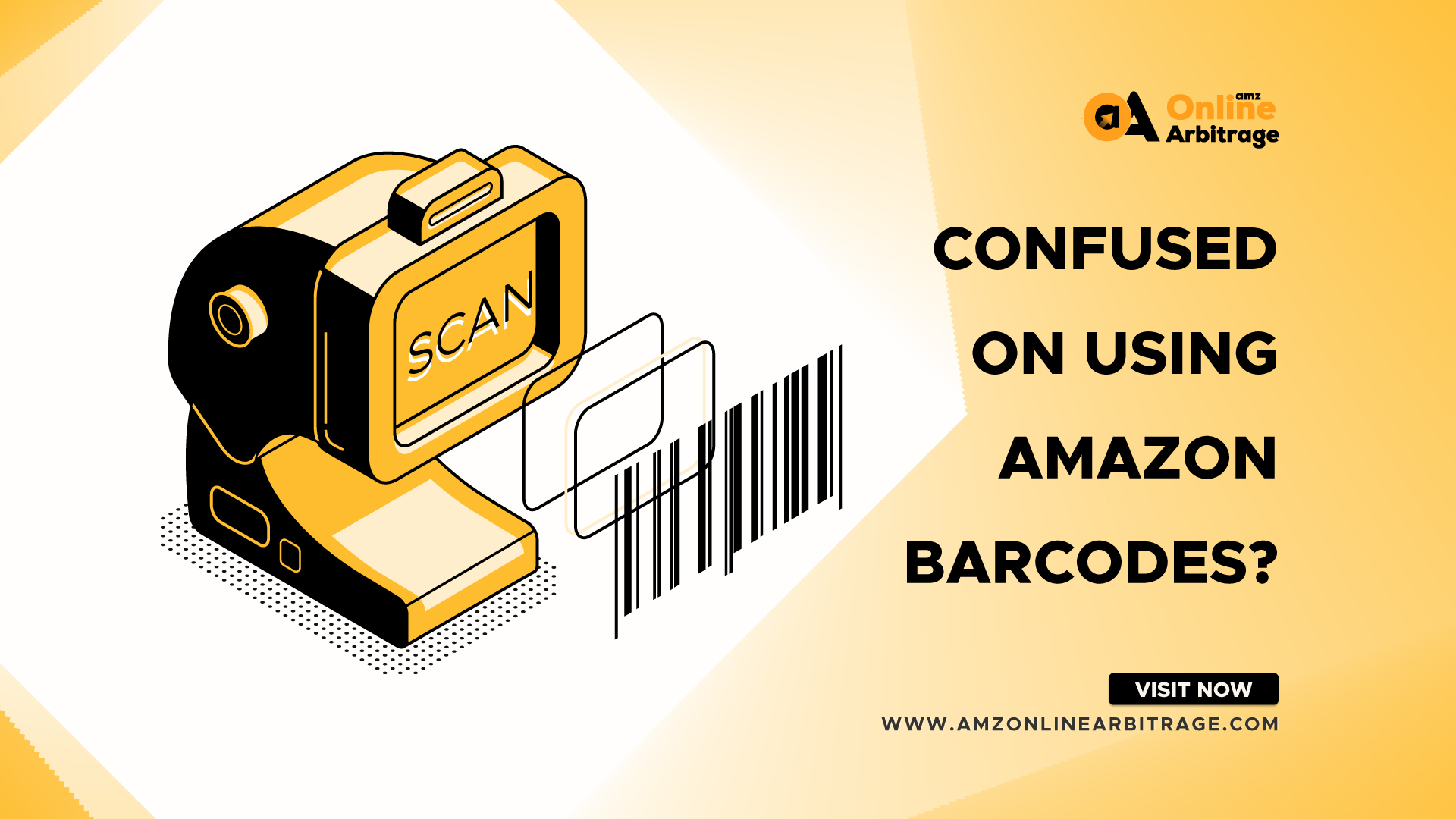 CONFUSED ON USING AMAZON BARCODES?