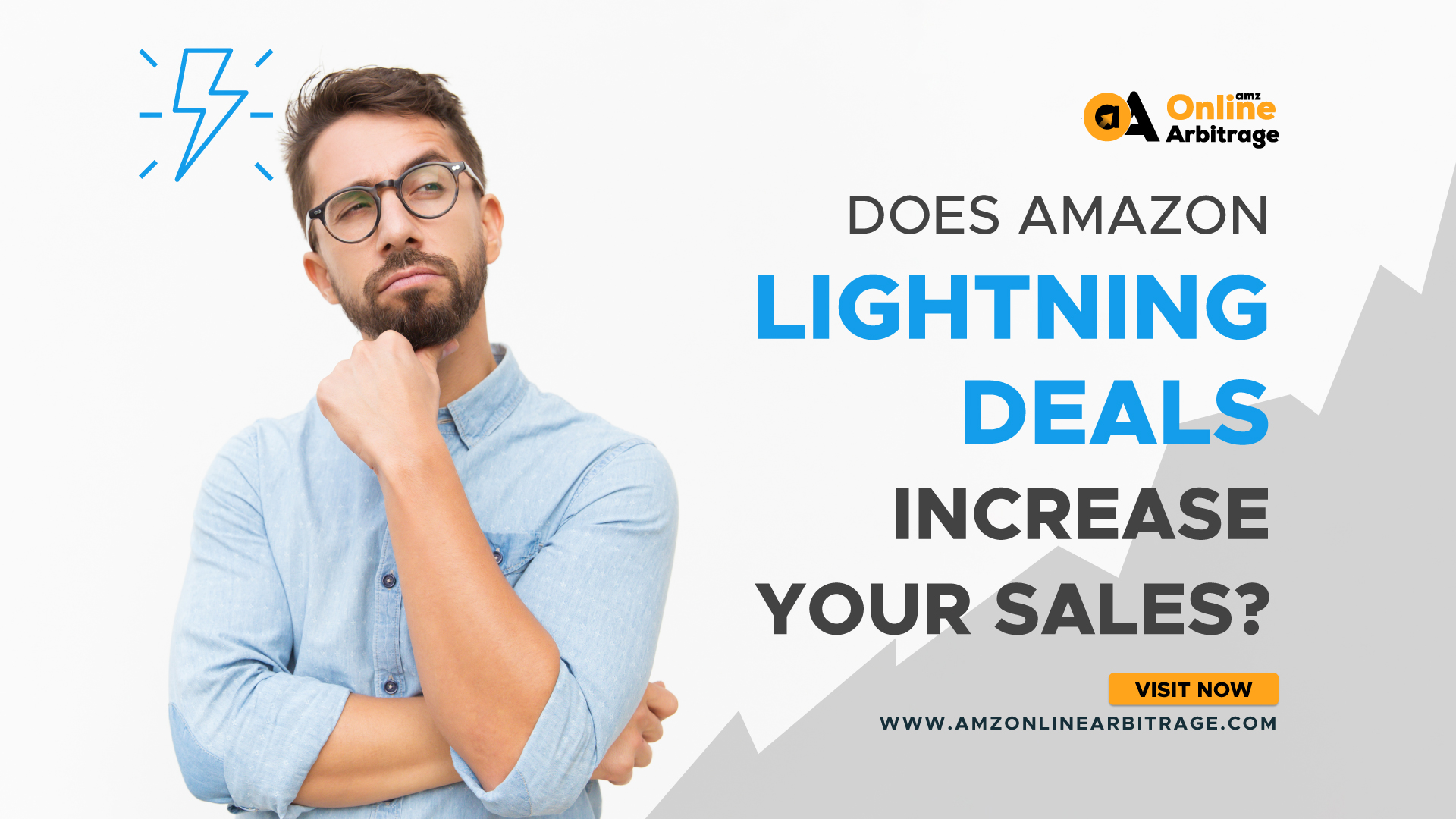 DOES AMAZON LIGHTNING DEALS INCREASE YOUR SALES?