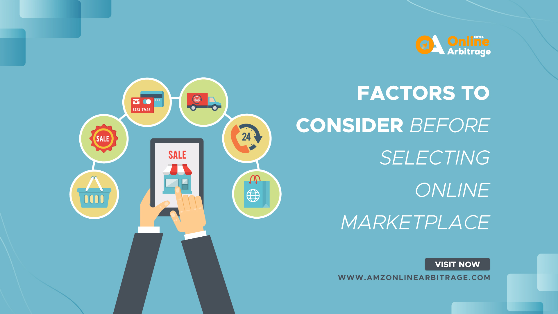 FACTORS TO CONSIDER BEFORE SELECTING ONLINE MARKETPLACE
