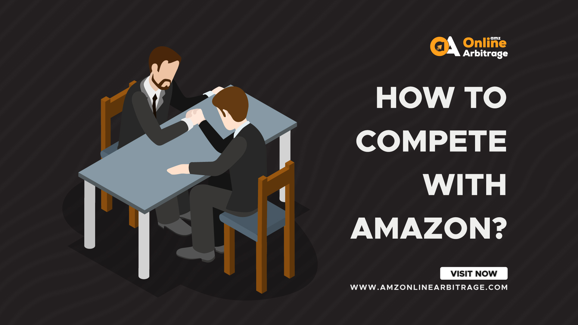 HOW TO COMPETE WITH AMAZON?