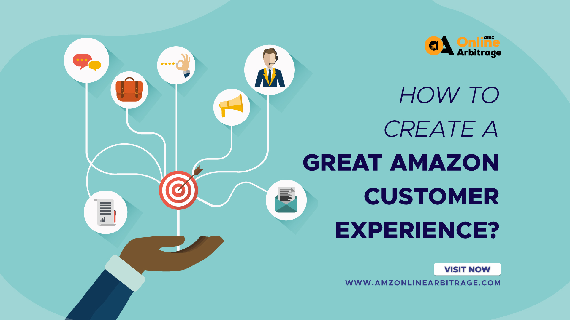 HOW TO CREATE A GREAT AMAZON CUSTOMER EXPERIENCE?