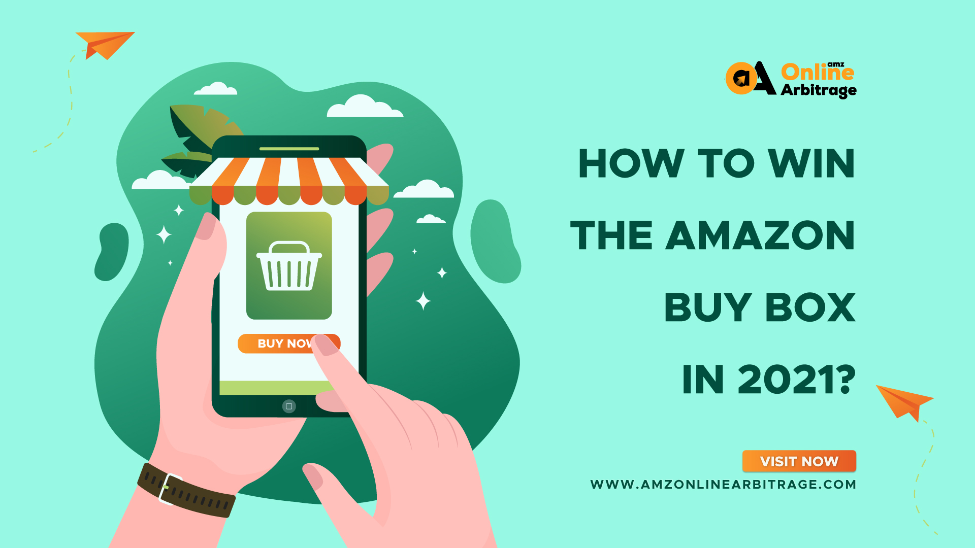 HOW TO WIN THE AMAZON BUY BOX IN 2021?