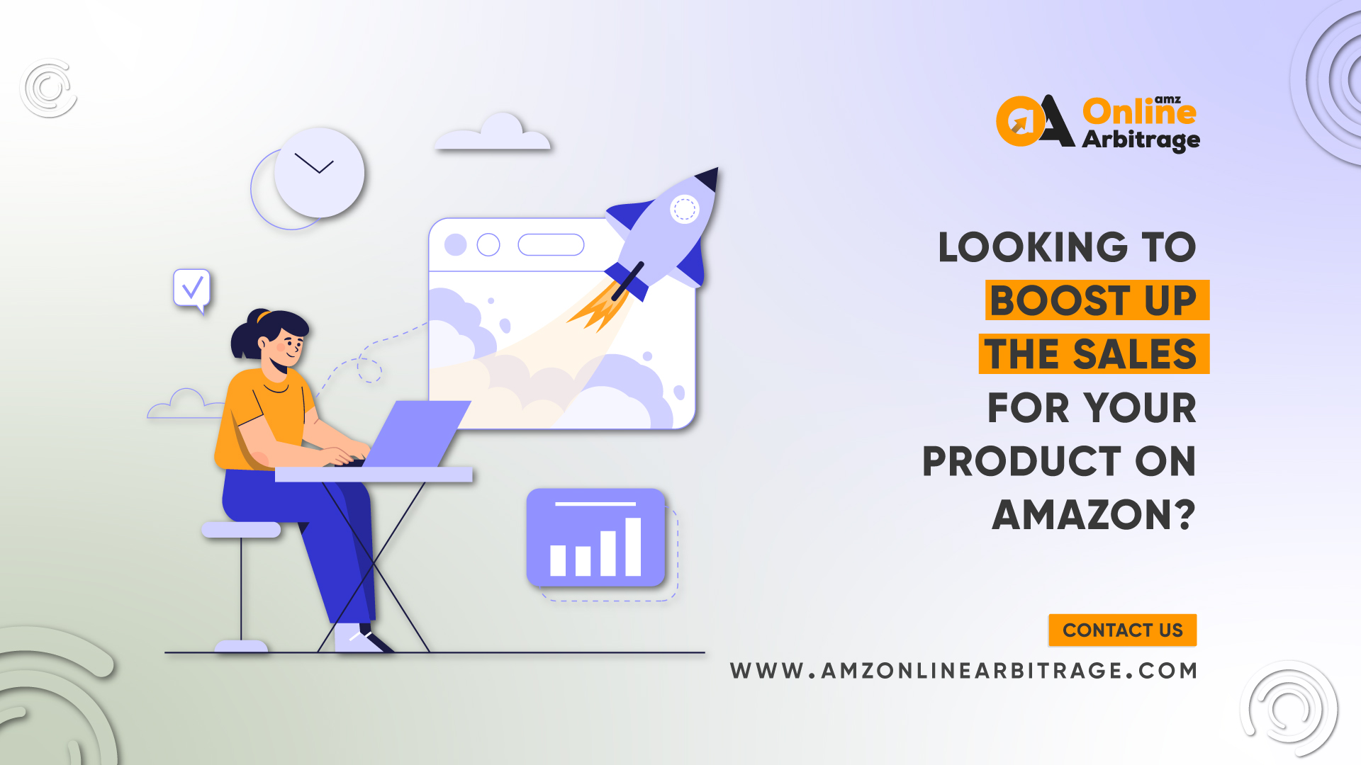 LOOKING TO BOOST UP THE SALES FOR YOUR PRODUCT ON AMAZON?