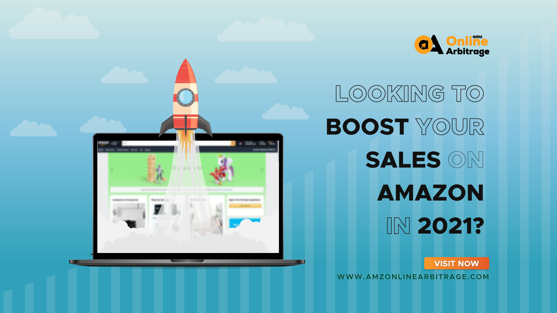 LOOKING TO BOOST YOUR SALES ON AMAZON IN 2021?