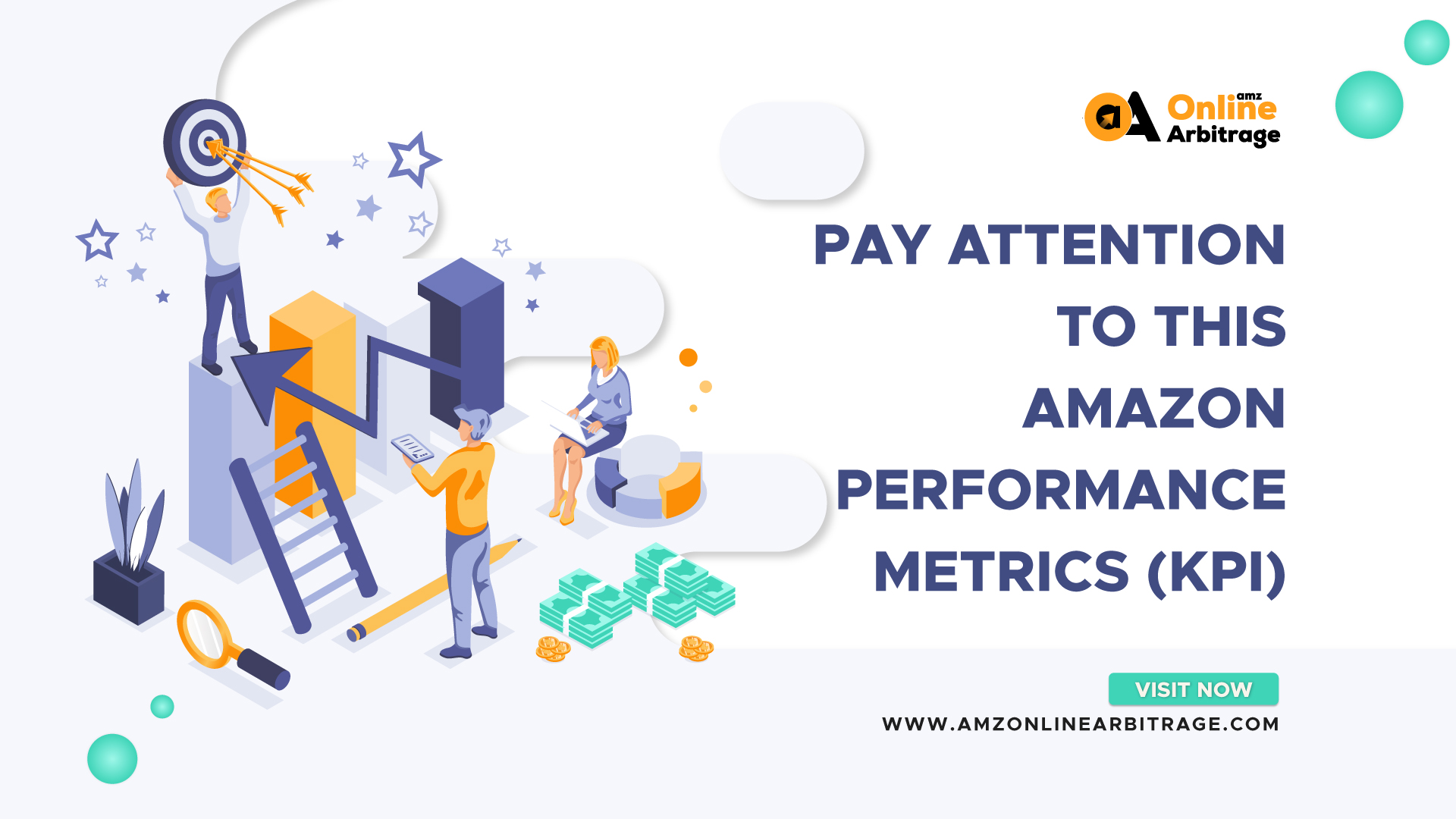 PAY ATTENTION TO THIS AMAZON PERFORMANCE METRICS (KPI)