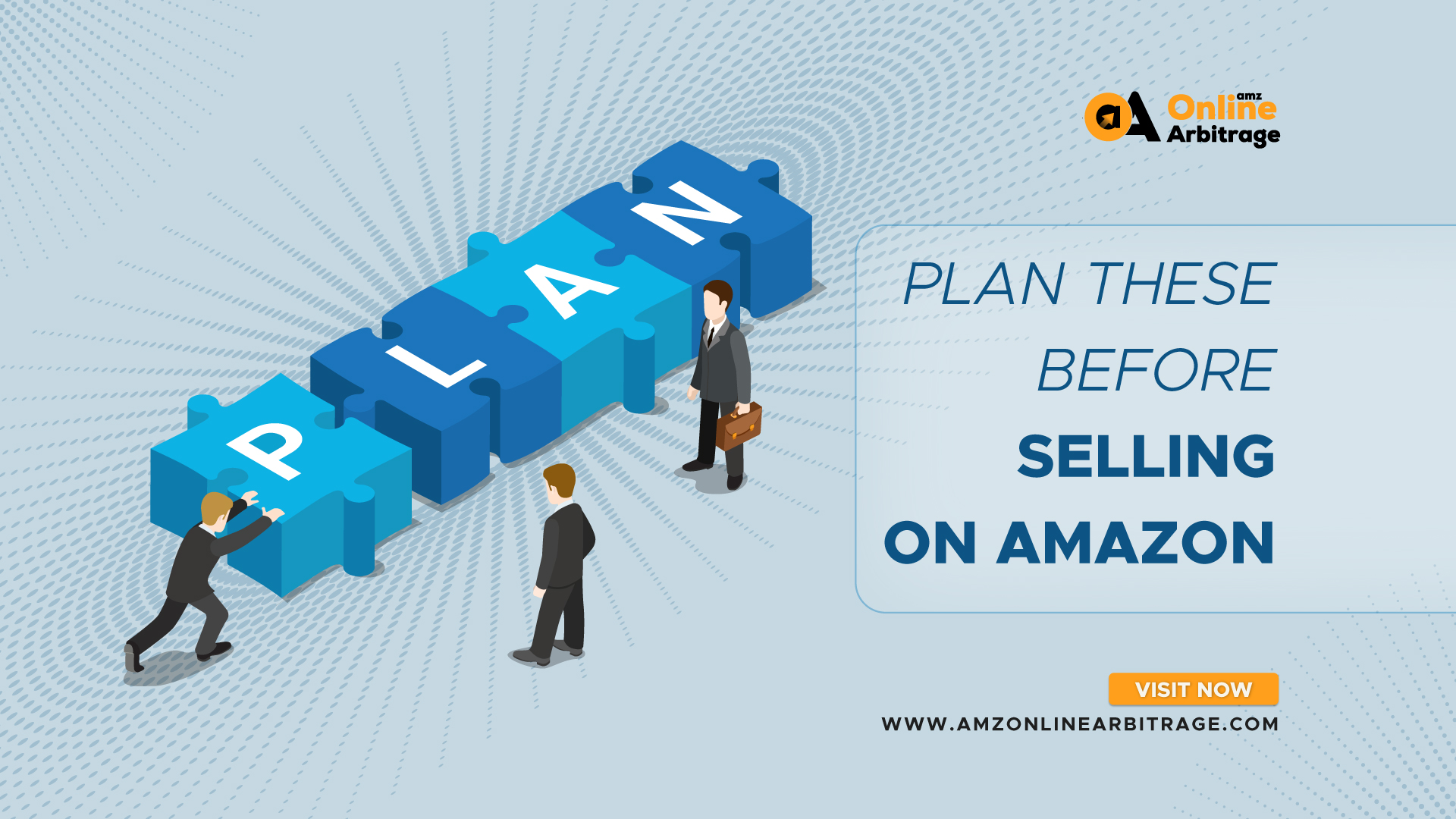 PLAN THESE BEFORE SELLING ON AMAZON