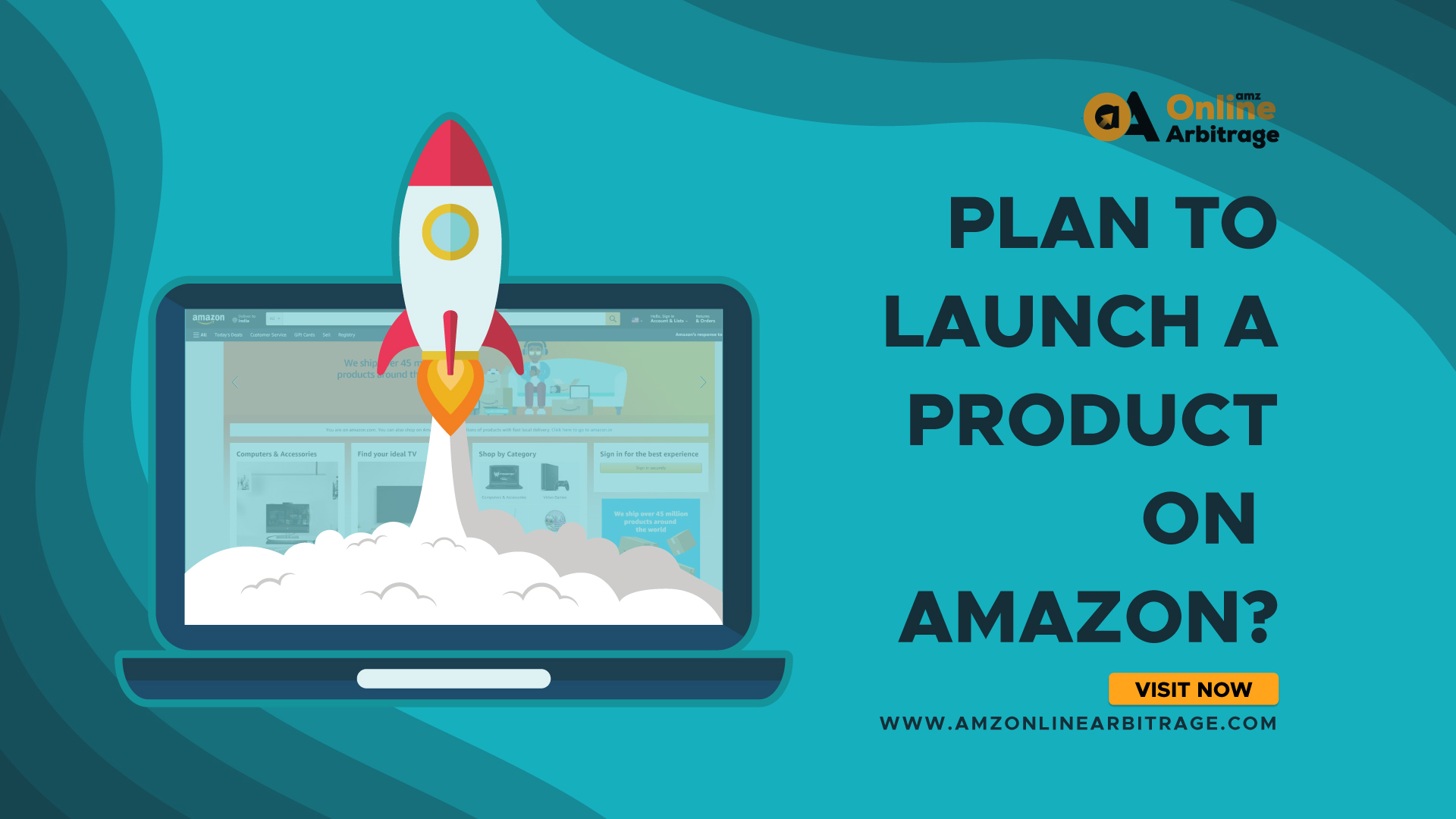 PLAN TO LAUNCH A PRODUCT ON AMAZON?