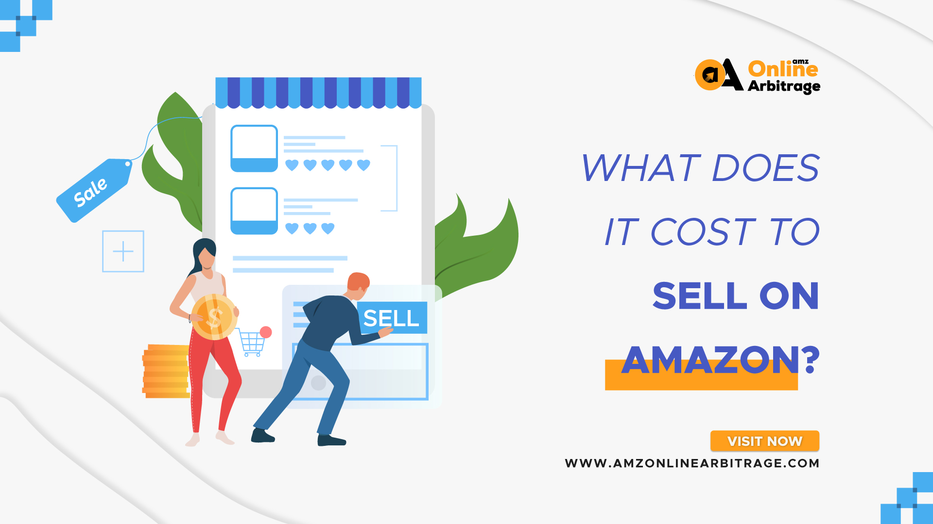 WHAT DOES IT COST TO SELL ON AMAZON?